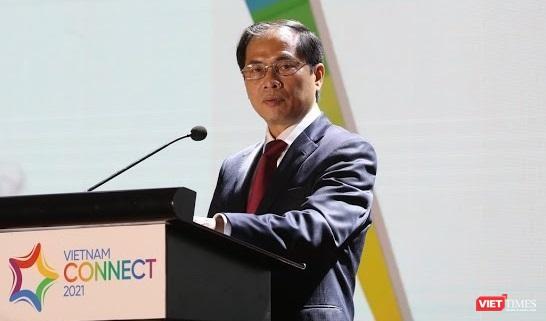 Bộ trưởng Bùi Thanh Sơn đánh giá, trong bối cảnh COVID19, thu hút FDI vẫn duy trì kết quả khả quan, phản ánh niềm tin của giới đầu tư quốc tế đối với Việt Nam.