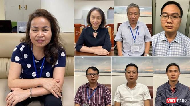 Cơ quan công an vừa ra quyết định bắt tạm giam nguyên Phó Giám đốc Bệnh viện Tim Hà Nội và hàng loạt cá nhân liên quan vụ việc vi phạm trong đấu thầu tại đây.