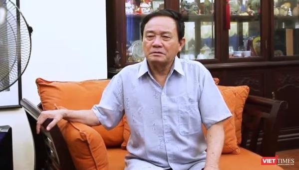 Nhà thơ, Nhà báo Vũ Duy Thông