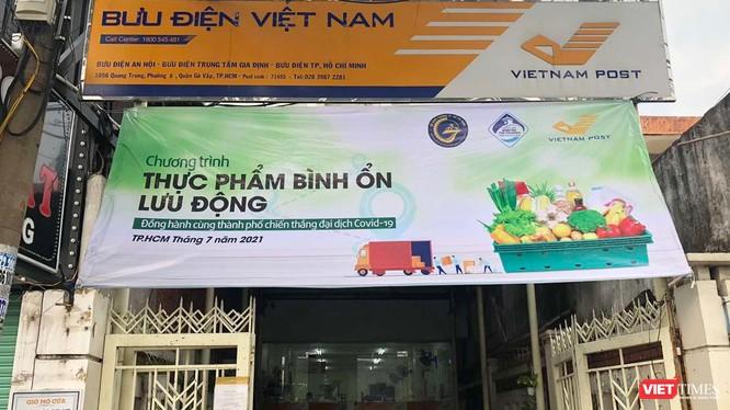 Hơn 200 điểm bán hàng của Bưu điện Việt Nam tại TP. HCM đã sẵn sàng