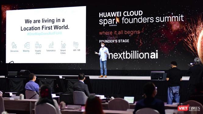 Huawei đã khởi động Chương trình hợp tác và đổi mới trên nền tảng Cloud-plus-Cloud.