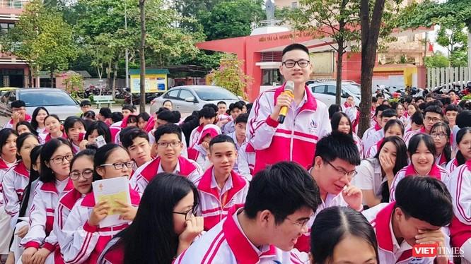 Sinh viên Phân hiệu Đại học Huế tại Quảng Trị sôi nổi tìm hiểu, tham gia cuộc thi Thế hệ sáng tạo (Innovative Generation – IG) 2021.
