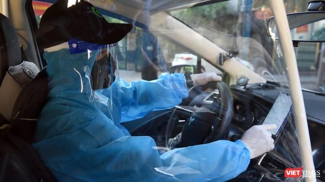Các hãng xe công nghệ tại TP.HCM được phép đăng ký hoạt động tối đa không vượt quá 10% số xe quản lý.
