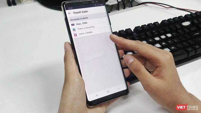 Người dùng đặt xe qua ứng dụng be có thể thanh toán qua ví MoMo từ ngày 28/7.
