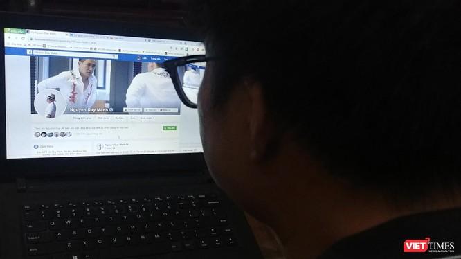 Dân mạng cho rằng mức phạt 7,5 triệu đồng là quá rẻ đối với những hành vi phản cảm trên trang cá nhân Nguyen Duy Manh.