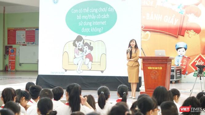 Bà Nguyễn Phương Linh - Viện trưởng Viện Nghiên cứu Quản lý Phát triển bền vững (MSD).