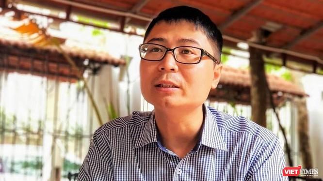 Ông Nguyễn Quang Đồng – Viện trưởng Viện Nghiên cứu Chính sách và Phát triển Truyền thông (IPS).