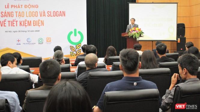 """Lễ phát động cuộc thi """"Sáng tạo logo và slogan về tiết kiệm điện"""""""
