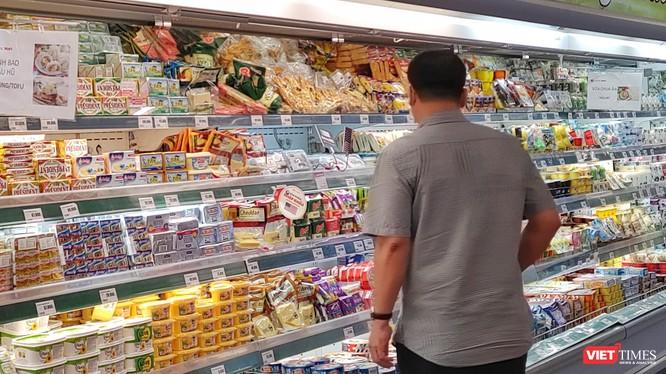 Các phiên chợ ảo có thể kích cầu tiêu dùng hàng Việt Nam bên cạnh việc quảng bá tại chợ, siêu thị truyền thống.