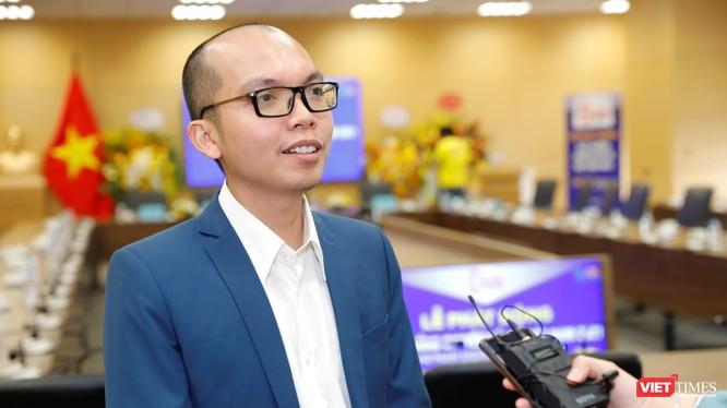 Ông Đặng Thái Sơn - đại diện Công ty Cổ phần Appota.