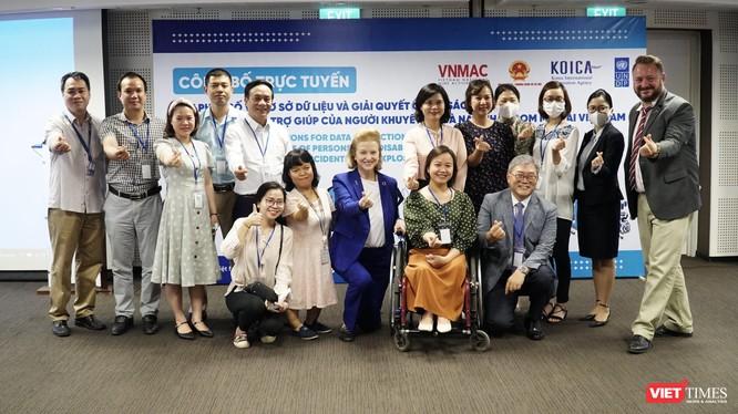 Ra mắt nền tảng công nghệ số cho người khuyết tật.