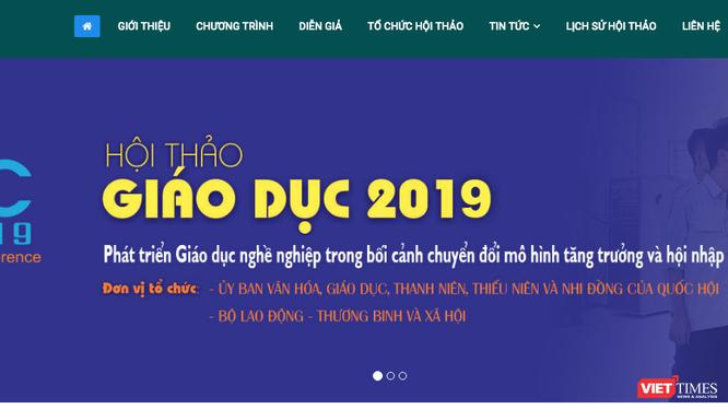 Hội thảo Giáo dục 2019 (VEC 2019)
