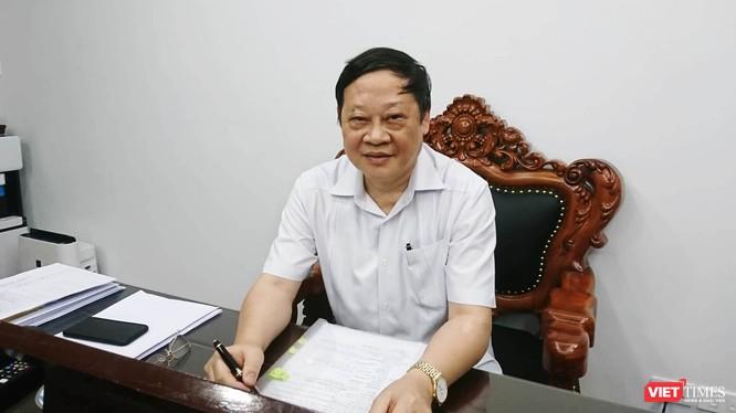 GS.TS. Nguyễn Viết Tiến – nguyên Thứ trưởng thường trực Bộ Y tế. Ảnh: Minh Thúy