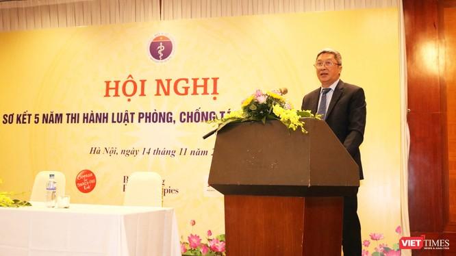 PGS. TS. Nguyễn Trường Sơn -Thứ trưởng Bộ Y tế.