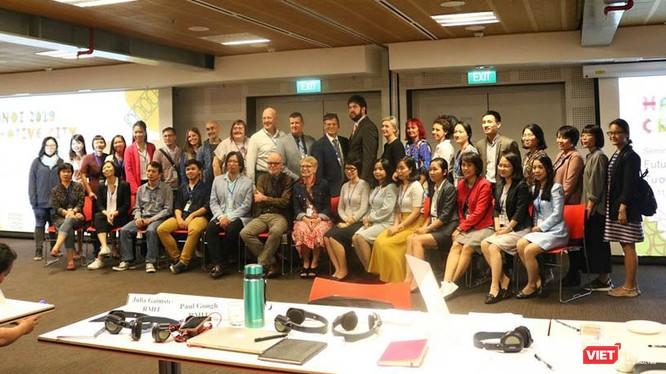 Hội thảo Tương lai giáo dục sáng tạo tại Việt Nam