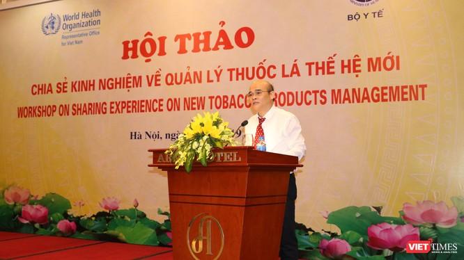 TS. Nguyễn Huy Quang – Vụ trưởng Vụ Pháp chế, Bộ Y tế.