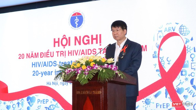 TS. Trương Quốc Cường - Thứ trưởng Bộ Y tế