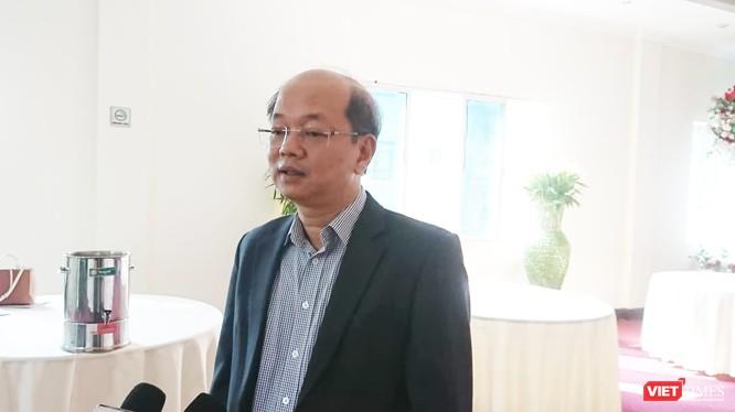 Ông Nguyễn Tất Thao – Phó Trưởng Ban thực hiện chính sách BHYT (Bảo hiểm xã hội Việt Nam)
