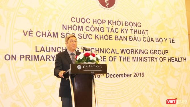 PGS. TS. Nguyễn Trường Sơn – Thứ trưởng Bộ Y tế