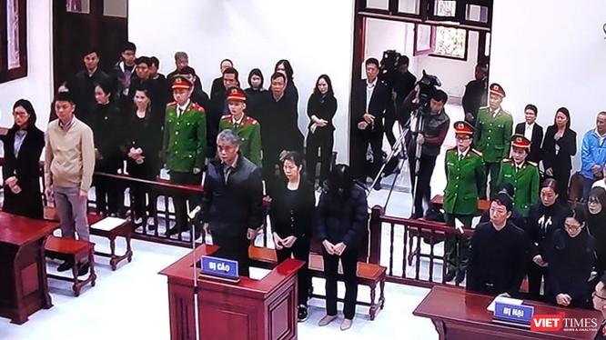Tòa tuyên án vụ bé trai Trường Gateway tử vong. Ảnh: Minh Thúy