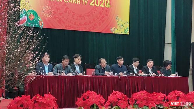 Bộ Y tế tổ chức cuộc họp cung cấp thông tin để phòng, chống bệnh dịch viêm đường hô hấp cấp do nCoV. Ảnh: Minh Thúy