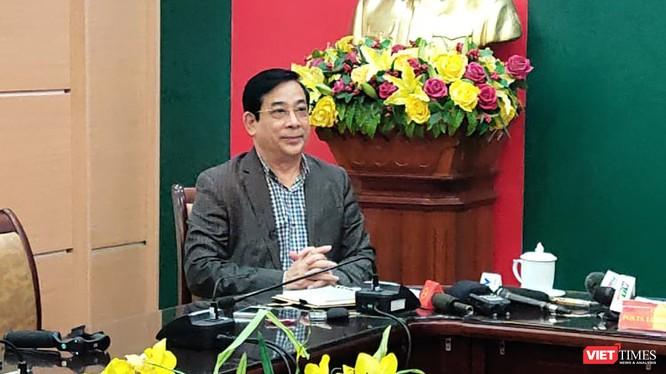 PGS. TS. Lương Ngọc Khuê - Cục trưởng Cục quản lý Khám, chữa bệnh, Bộ Y tế. Ảnh: Minh Thúy