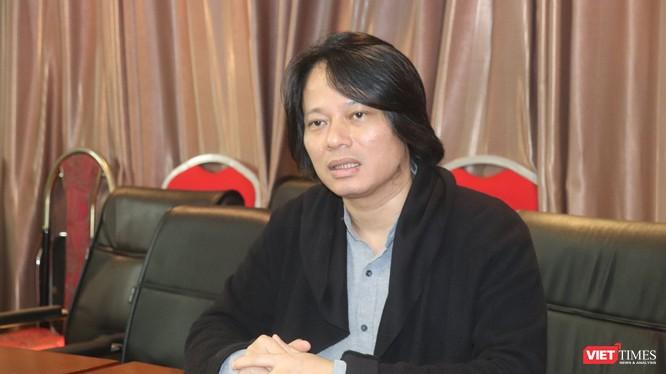 BS. Trần Văn Phúc – Khoa chẩn đoán hình ảnh, Bệnh viện Xanh Pôn. Ảnh: Minh Thúy