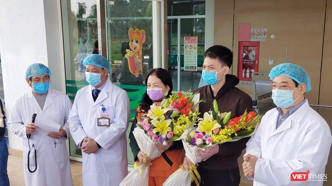 Việt Nam đã chữa khỏi 16/35 ca mắc COVID-19