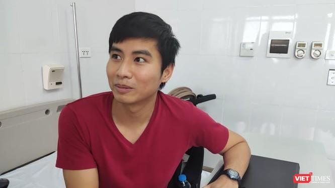 Youtuber Gà Đồi Văn Duy. Ảnh: Minh Thúy
