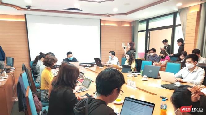 Cuộc họp Ban Chỉ đạo phòng, chống dịch COVID-19 đã diễn ra với nhiều nội dung quan trọng. Ảnh: Minh Thúy