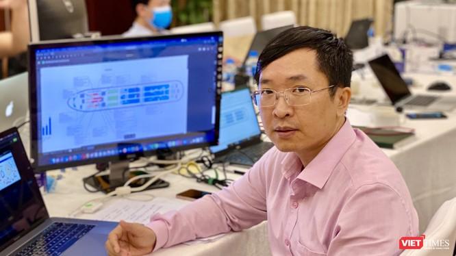 TS. Phạm Quang Thái – Phó trưởng Khoa Kiểm soát Bệnh truyền nhiễm, Viện Vệ sinh dịch tễ Trung ương, thành viên Tổ thông tin đáp ứng dịch của Ban Chỉ đạo Quốc gia phòng, chống dịch COVID-19.