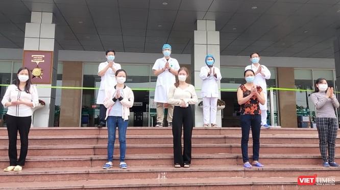 Việt Nam đã có 230 người điều trị khỏi Covid-19 (Ảnh: Minh Thúy)