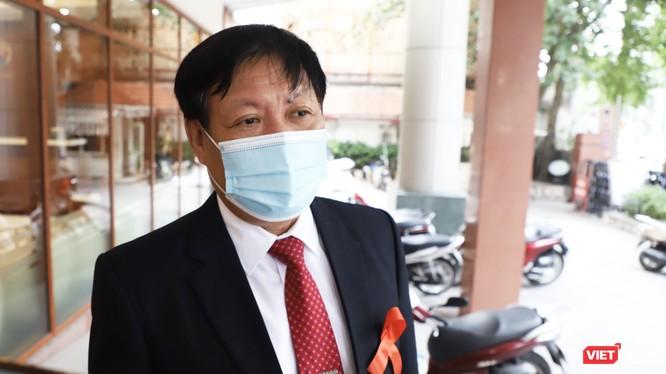 Ông Đỗ Xuân Tuyên - Thứ trưởng Bộ Y tế (Ảnh: Minh Thuý)