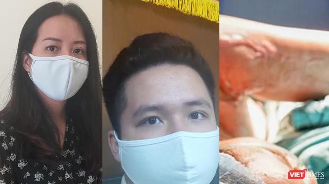 3 người thay khớp khuỷu thành công (Ảnh - Minh Thuý, BVCC)