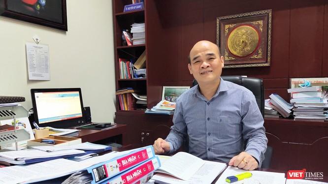 TS. Nguyễn Huy Quang – Vụ trưởng Vụ Pháp chế, Bộ Y tế (Ảnh - Minh Thuý)