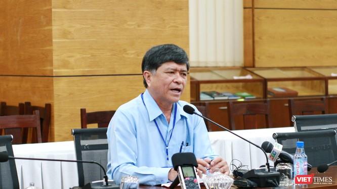 Ông Nguyễn Văn Hiếu – Phó Giám đốc Sở GD&ĐT TP. HCM đã có những đánh giá chung về kỳ thi THPT quốc gia vừa qua