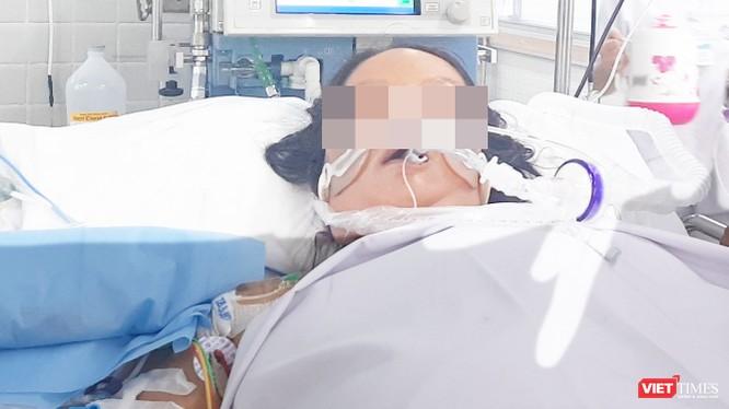 Sản phụ bị sản giật mất đi đứa con chưa kịp chào đời đã tử vong