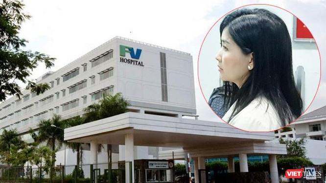 Để ngăn chặn thiệt hại do bệnh nhân gây ra, bệnh viện FV đã công khai bệnh án của bệnh nhân.