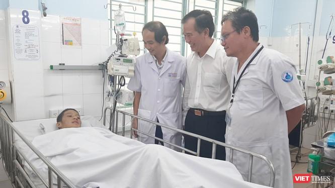 Bệnh viện Nhi Đồng 1 cứu sống bệnh nhân bị sốt xuất huyết Dengue nặng, suy đa cơ quan