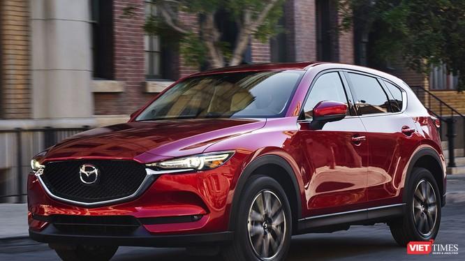 Mazda CX-5 sẽ ra mắt vào 18/11/2017. Ảnh: Nguyên Minh