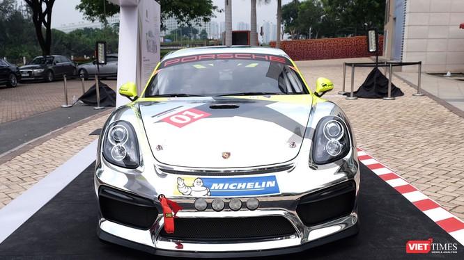 Porsche Cayman GT4 Clubsport tại Việt Nam. Ảnh: Nguyên Minh