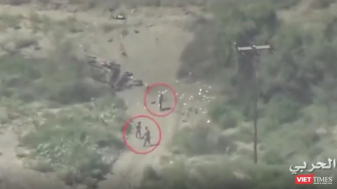Hình VietTimes cắt từ clip