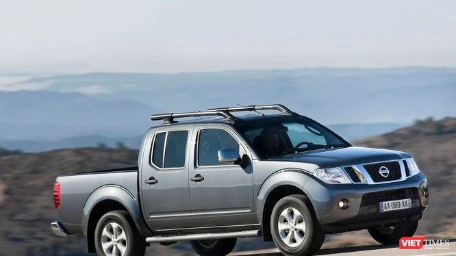 Xe Nissan Navara. Ảnh: Nguyên Minh