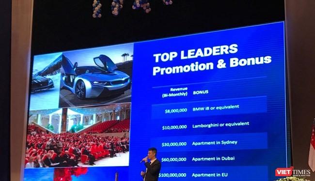 """Màn ra mắt của Ifan tại Hà Nội tháng 11/2017 khiến hơn 32.000 người """"tố"""" mất 15.000 tỷ đồng"""