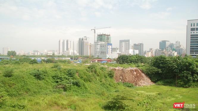 Theo kế hoạch, trong năm 2018 Hà Nội dự kiến đấu giá quyền sử dụng đất 679 dự án.