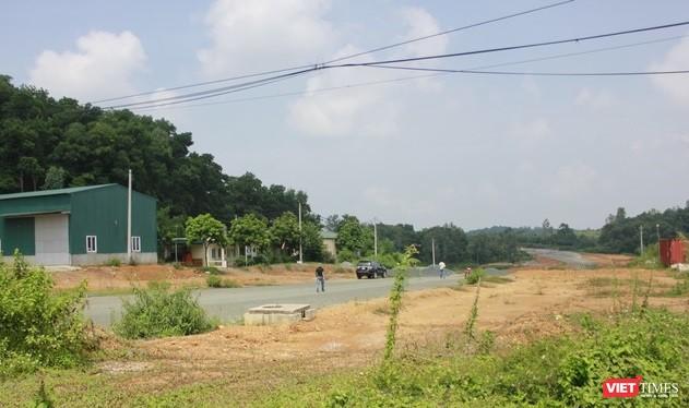 Hàng trăm dự án tại Hà Nội có dấu hiệu vi phạm, để hoang hóa.