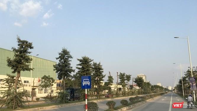 Tasco là nhà đầu tư dự án dự án xây dựng tuyến đường Lê Đức Thọ đến KĐT mới Xuân Phương (điểm cuối nối với đường 70), theo hợp đồng BT.