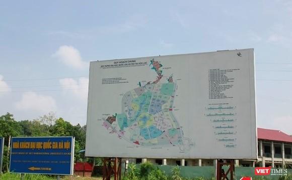 Đô thị Hòa Lạc là đô thị vệ tinh lớn nhất trong số 5 đô thị vệ tinh của Hà Nội.