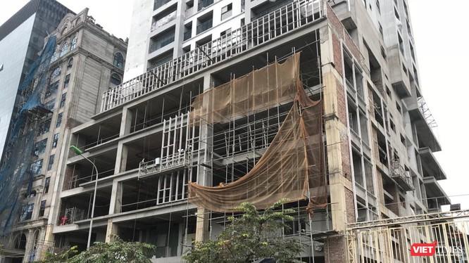 Dự án AZ Lâm Viên, Nguyễn Phong Sắc cơ bản đã xong phần thô.