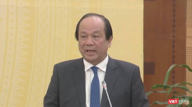 Bộ trưởng, Chủ nhiệm VPCP Mai Tiến Dũng cho biết chưa có thống kê cụ thể về chi phí tổ chức Hội nghị Thượng đỉnh Mỹ - Triều nhưng chi phí không phải là lớn.